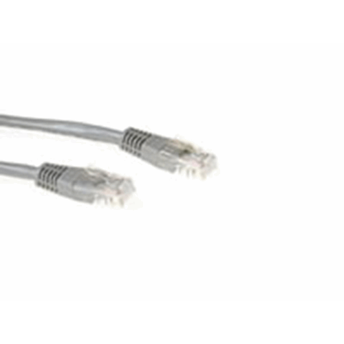 UTP patchcable grey 2 m
