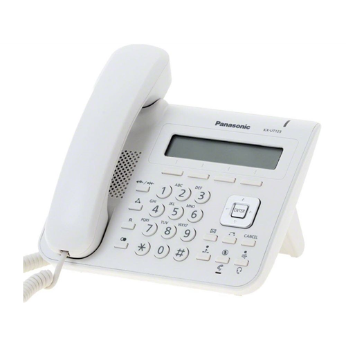SIP Standard Desk Phone white