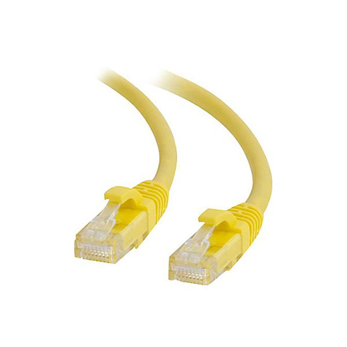 UTP patchcable yellow 2 m
