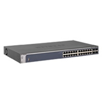 24-port ProSafe Gigabit L2 Managed Switch with Static Routing