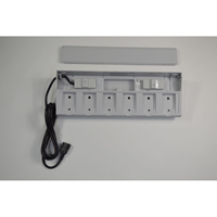 Rack charger for battery pack DT690