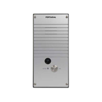 PortaVision SIP with 1 push button and POE