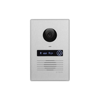 ProLine SIP Compact, 5 MP IP camera,  Silver, 1 toets