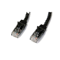 UTP CAT6 patchcable black 15 m