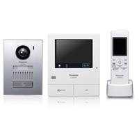 Video Intercom Kit, flush mount