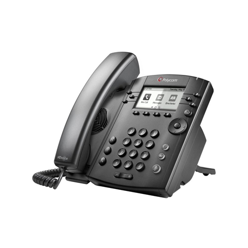 VVX 311 6-line Desktop Phone SKYPE FOR BUSINESS