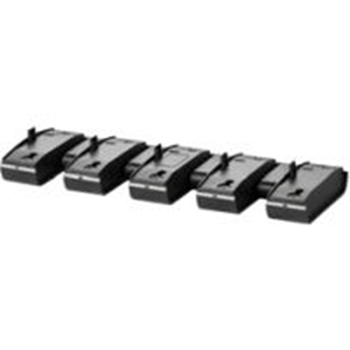 Plantronics Savi 5 unit laadstation voor 5 headsets (incl. AC Adapter)